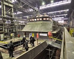 В РФ построят суперэсминец – крупнейший корабль в новейшей истории страны