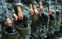 ГУ МВД Москвы огласило число пострадавших силовиков