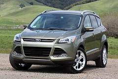 Как отреагировал рынок на отзыв кроссоверов Ford Escape третий раз подряд?