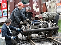 На Львовщине произошла авария поезда