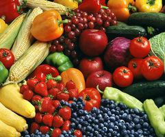 Свежие овощи и фрукты могут заменить солярий – ученые