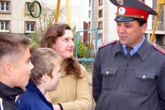В городе Кировоград для несовершеннолетних введен комендантский час