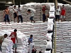 Таиланд подсчитывает выручку за рис