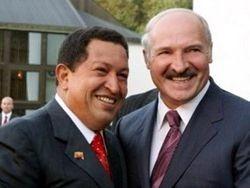 Чавес и Лукашенко подписали договора о стратегическом сотрудничестве
