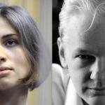 Что ставит дела Ассанжа и Pussy Riot в один ряд