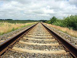В Крыму мужчина попал под колеса поезда