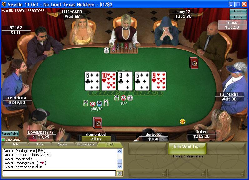 онлайн покер шоу фриролл пароль