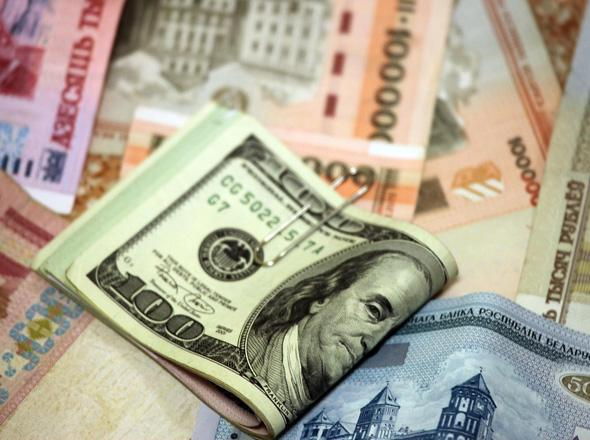 Курс доллара торги