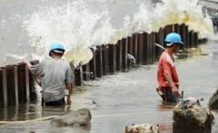 """Тайфун """"Болавен"""" накроет юг российского Дальнего Востока"""