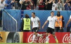 Евро-2016: Германия обыграла Италию в четвертьфинале