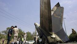 На борту разбившегося в Иране самолета не было украинцев – МИД
