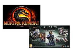 Mortal Kombat и Injustice yназваны самыми популярными играми-драками для мальчиков