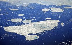 Тающие льды Арктики раскручивают механизм глобального потепления – ученые