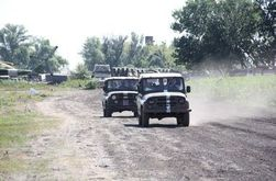 МВД сообщает о напряженной ситуации в зоне АТО