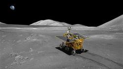 Завтра Китай запустит свой аппарат на Луну
