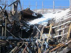 Три горняка погибли на нелегальной копанке в Луганской области