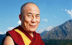 Далай-лама считает, что все беды России – от эгоцентричности Путина