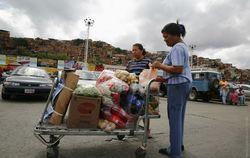 В Венесуэле объявили режим ЧС из-за нехватки продуктов питания