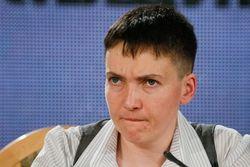 В Facebook появилось доказательство связи Савченко с террористкой