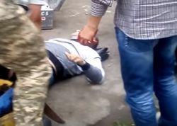 На Донбассе десантники отбили вооруженную атаку мотоциклистов