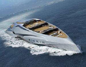 Названа цена и параметры самой дорогой яхты в мире