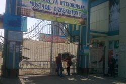 Узбекистан: власти Джизака разрушили построенный крестьянами рынок