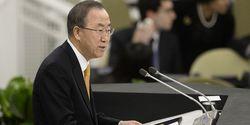Генсек ООН призвал к территориальному единству Украины