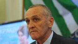 Президент Абхазии Анкваб - местному Майдану: Я в отставку не подам