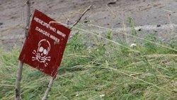 На Луганщине боец ВСУ подорвался на мине