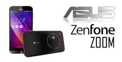Смартфон ASUS ZenFone Zoom получил особые фотовозможности