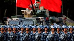 Китай становится глобальным игроком на рынке оружия