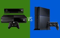 В сентябрьской гонке продаж PlayStation 4 выиграла у Xbox One