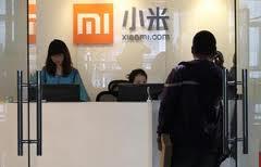 Xiaomi Corp. вытесняет Apple с китайского рынка