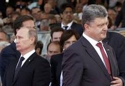 Порошенко и Путин начали искать способы блокирования границы