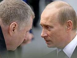 Путин осадил Жириновского - призвав не наносить ущерб российским ценностям