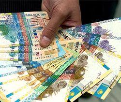 Курс тенге укрепился к фунту стерлингов, но снизился к евро