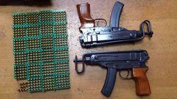 Европа наложила эмбарго на поставки в Россию огнестрельного оружия