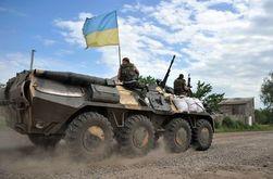 Порошенко: АТО в Луганской и Донецкой областях будет продолжаться