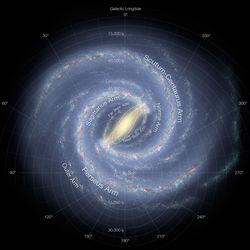Астрономы составили 3D-карту Млечного Пути: что удивило ученых