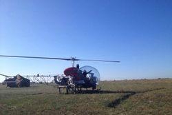В Украине представлен новый вертолет «Лэв-1»