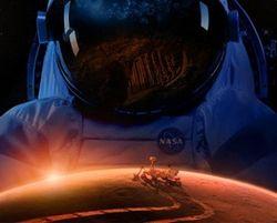 NASA обнародовала программу подготовки полета на Марс