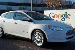 Над выпуском робомобилей Google будет работать вместе с Ford