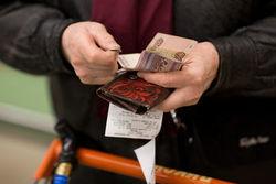 Реальные доходы россиян снова падают