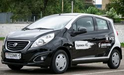 Теперь в Минске можно арендовать авто через смартфон хоть поминутно