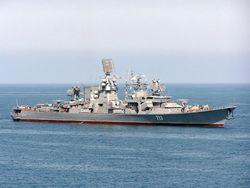 Одесса обеспокоена появлением разведывательного корабля РФ