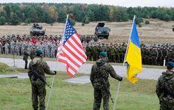 Учения Rapid Trident 2014 стартовали в Украине