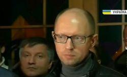 Яценюк: создается ГКЧП с участием Клюева, Захарченко и Медведчука