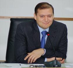 ПР выдвинула Добкина, потому что он крепкий хозяйственник – Колесников