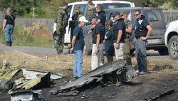 Иностранные эксперты возобновили поиски на месте крушения Боинга в Донбассе