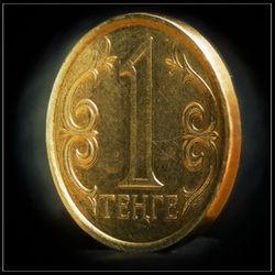 Курс тенге укрепился к фунту и швейцарскому франку